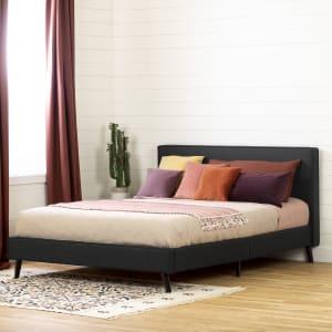 Sazena - Upholstered Complete Bed