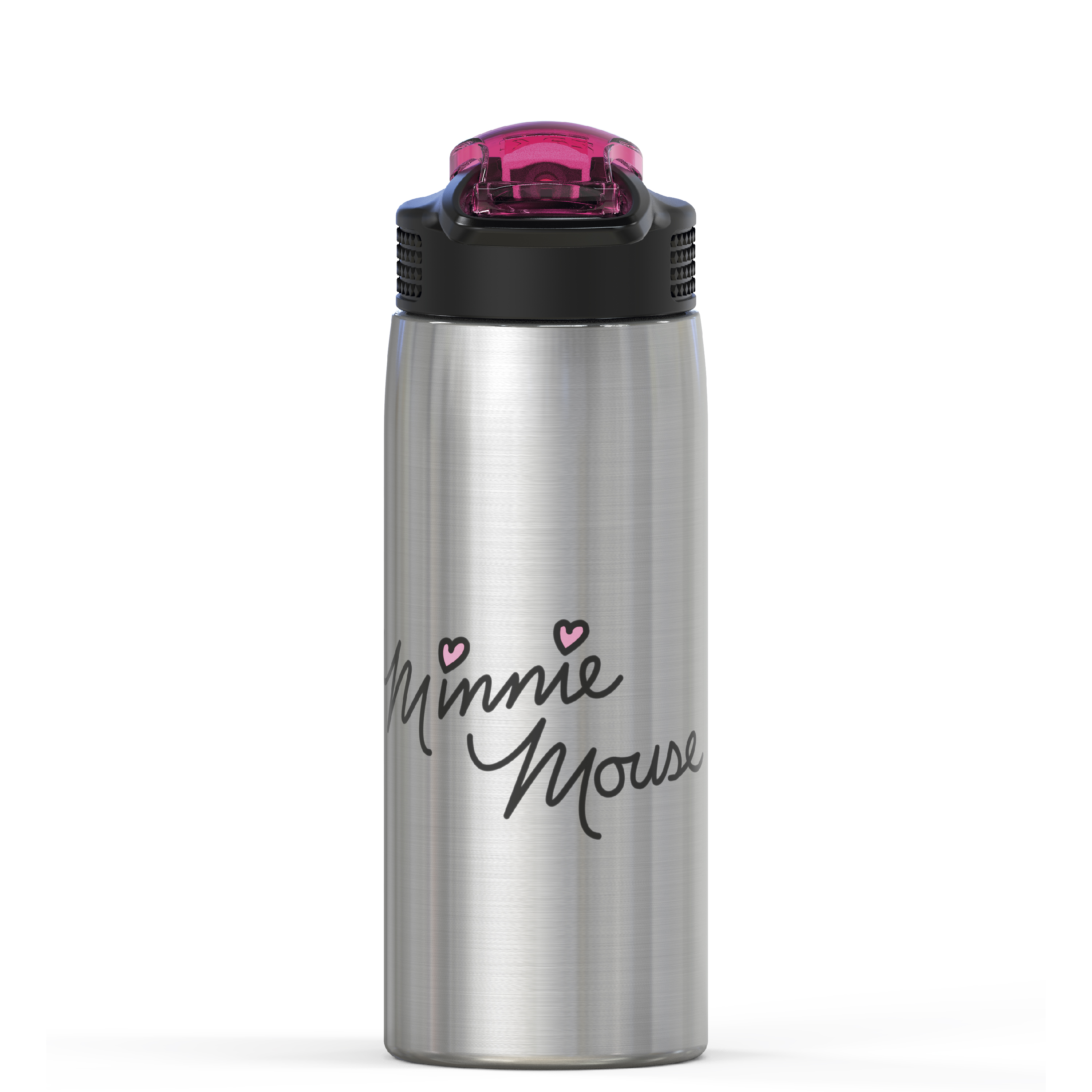Disney 27 ounce Water Bottle, Minnie Mouse slideshow image 2