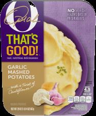 O That's Good Garlic Mashed Potatoes  20 oz Tray