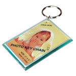 Photo Frame Key Chain
