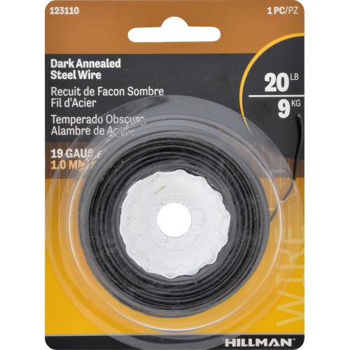 Hillman Dark Annealed 19 Gauge 50'