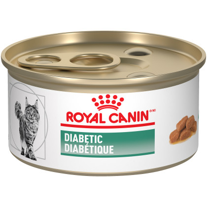 Royal Canin Veterinary Diet Feline Diabetic Canned Cat Food