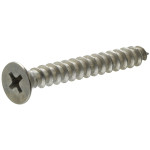 Stainless Steel Flat Head Phillips Sheet Metal Screws