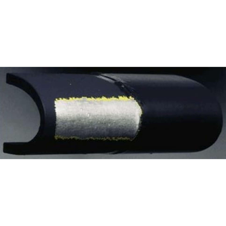 3M™ Polyurethane Protective Tape 8664HS, Matte Black, Dual Liner Non-Skip Slit Liner, 4 in x 3 yd, 1 Roll/Case, Sample