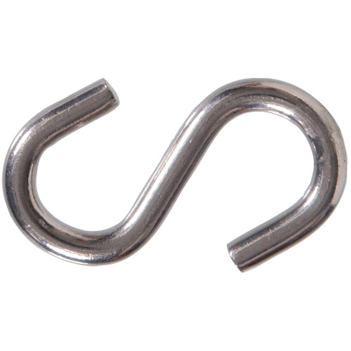 Hardware Essentials Stainless Steel S-hooks 0.177