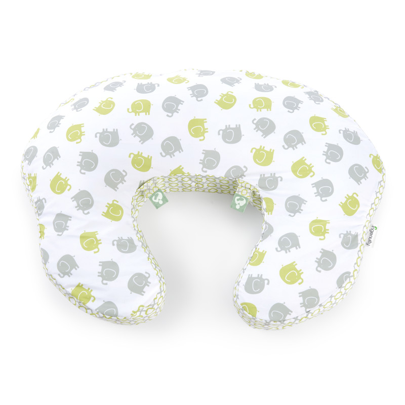 Plenti+™ Nursing Pillow - Let's Flip Again™