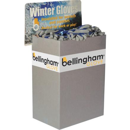 Bellingham Denim™ Glove Half Bin