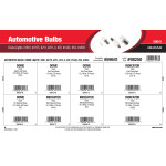 Indicator & Dome Lights Automotive Bulbs Assortment (#561, #3175, #211, #211-2, #97, #1445, #53, #1893)