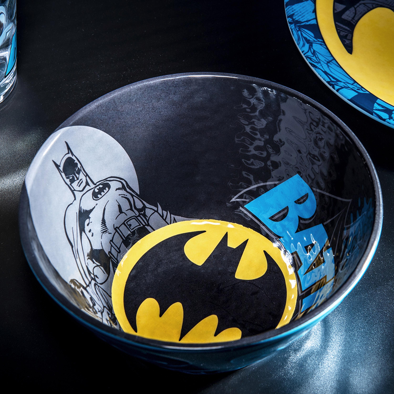 DC Comics Plate, Bowl and Tumbler Set, Batman, 3-piece set slideshow image 10