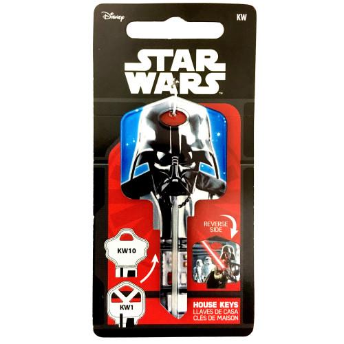 Star Wars Darth Vader Key Blank Kwikset 66/97 KW1/10