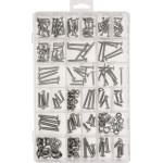Stainless Steel Fasteners Assortment Kit