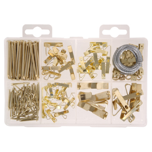 Hillman Heavy Duty Picture Hanging Kits