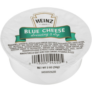 HEINZ Single Serve Blue Cheese, 2 oz. Cups (Pack of 60) image