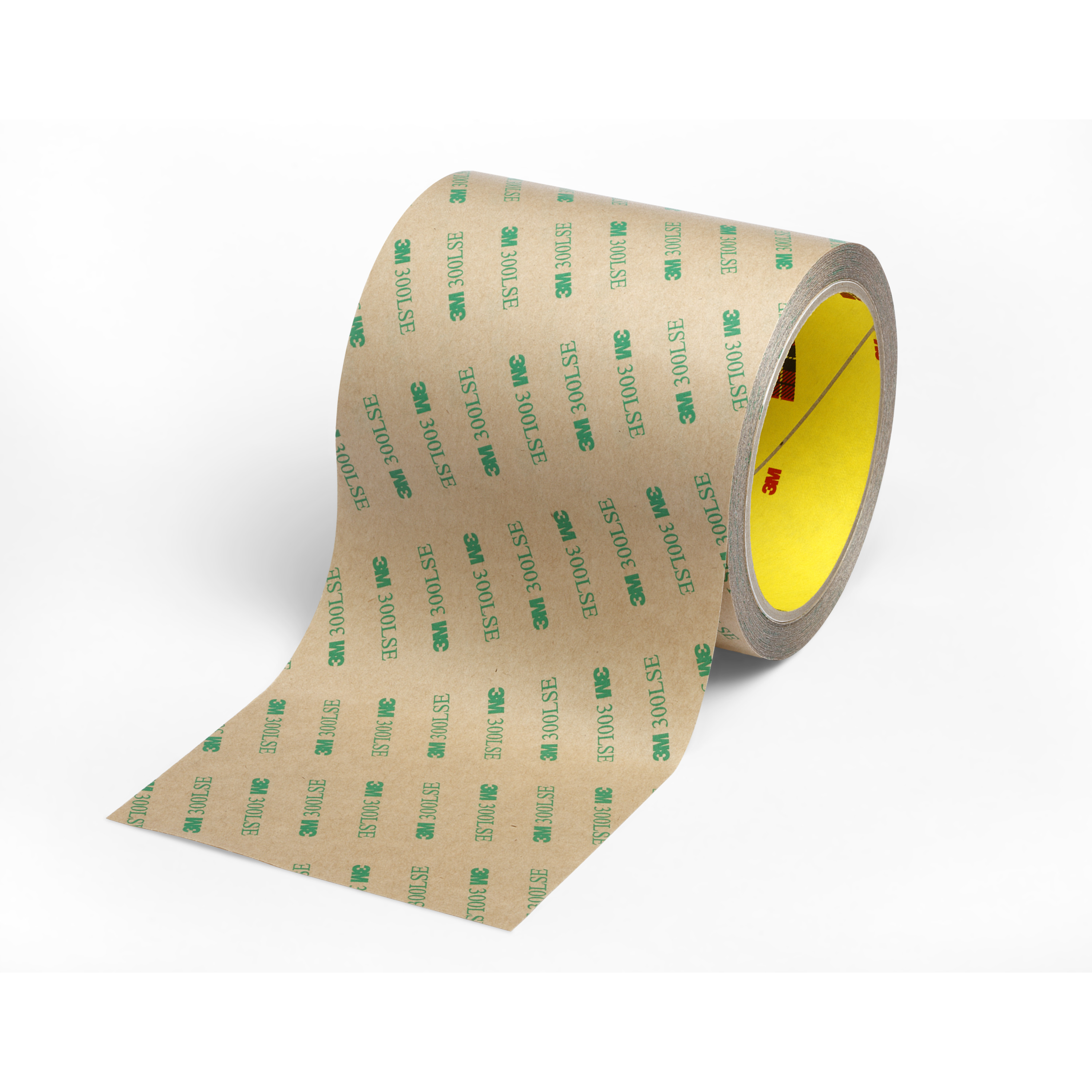 3M™ Double Coated Tape 9495LE, Clear, 6.7 mil, Roll, Config