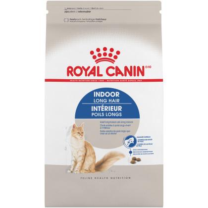 Royal Canin Feline Health Nutrition Indoor Long Hair  Dry Cat Food
