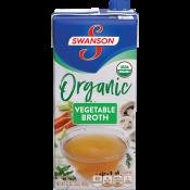 Organic Vegetable Broth