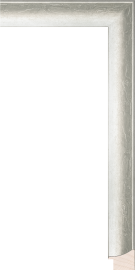 Spoleto Silver 1 3/16
