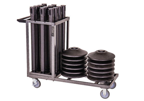 Statesman Cart Bundle - Sentry QS 11