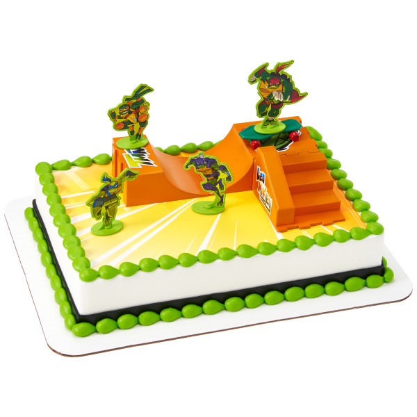 Teenage Mutant Ninja Turtles™ Rise Up! PhotoCake® Edible Image® DecoSet® Background