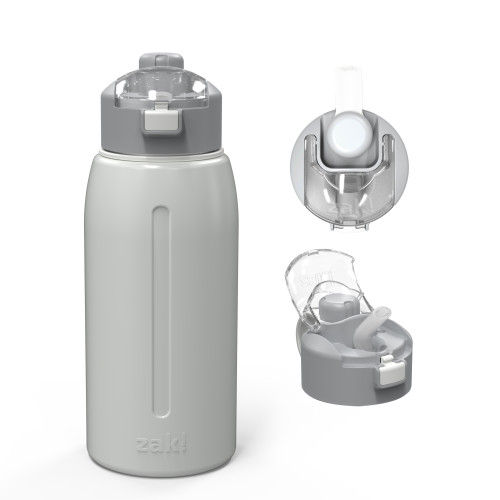 Genesis 32 ounce Vacuum Insulated Stainless Steel Tumbler, Gray