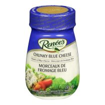 Renees Blue Cheese Dressing, 355mL