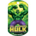 Hulk Chrome Large Military ID Quick-Tag