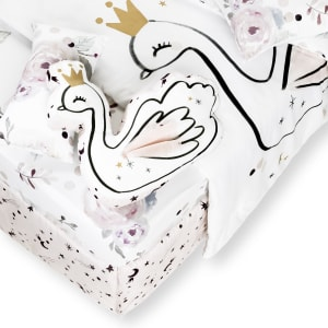 Dreamit - 6-Piece Baby Bedding Floral