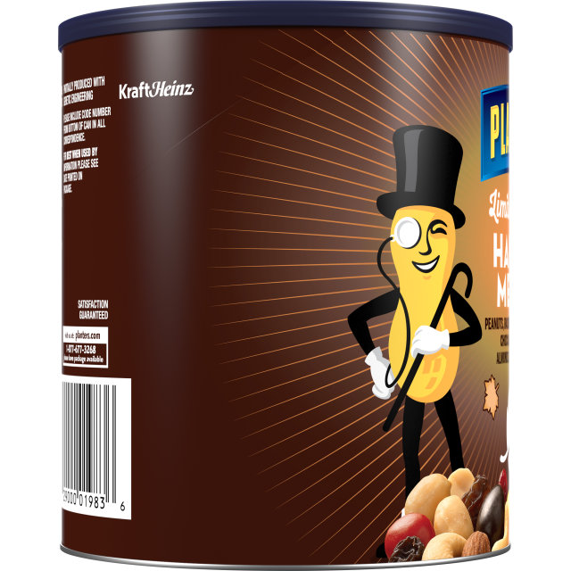 PLANTERS Harvest Medley Mix 16.75 oz Can