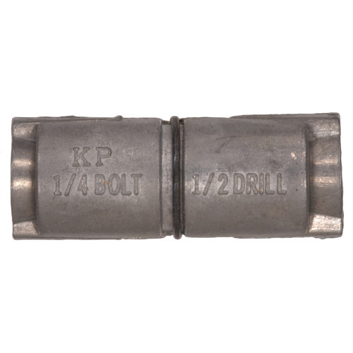 Double Machine Bolt Anchor 1/4