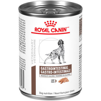 Royal Canin Veterinary Diet Canine Gastrointestinal Moderate Calorie Canned Dog Food