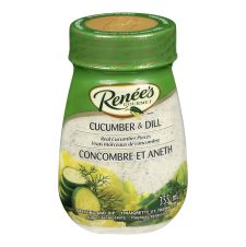 Renees Cucumber Dill Dressing, 355mL