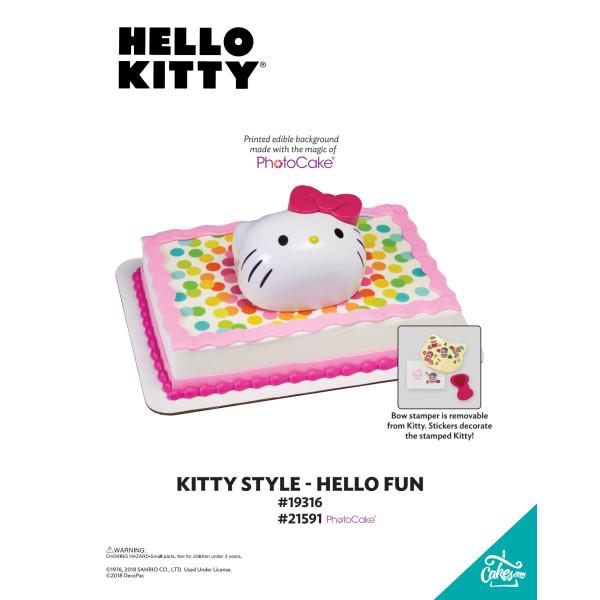 Hello Kitty Decopac