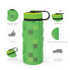 Minecraft 24 ounce Stainless Steel Insulated Water Bottle, Video Games slideshow image 8