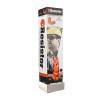 Radians Resistor Foam Earplug 500 Pair Dispenser Box
