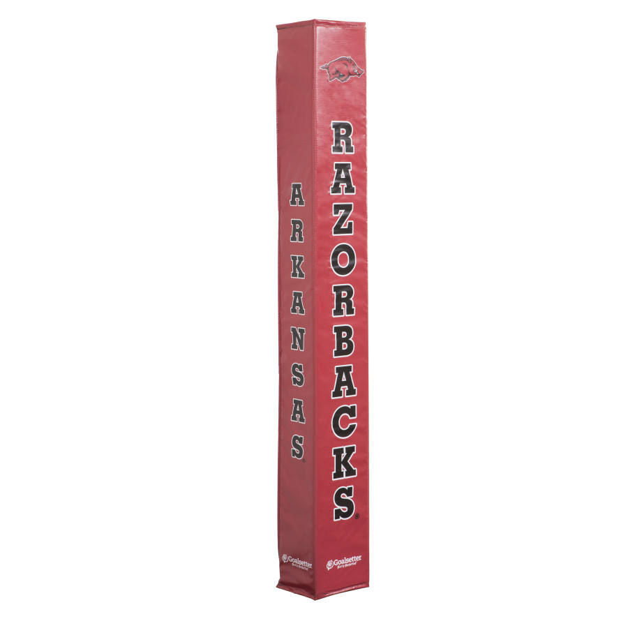 Arkansas Razorbacks Collegiate Pole Pad