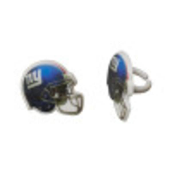 Atlanta Falcons Cupcake Rings