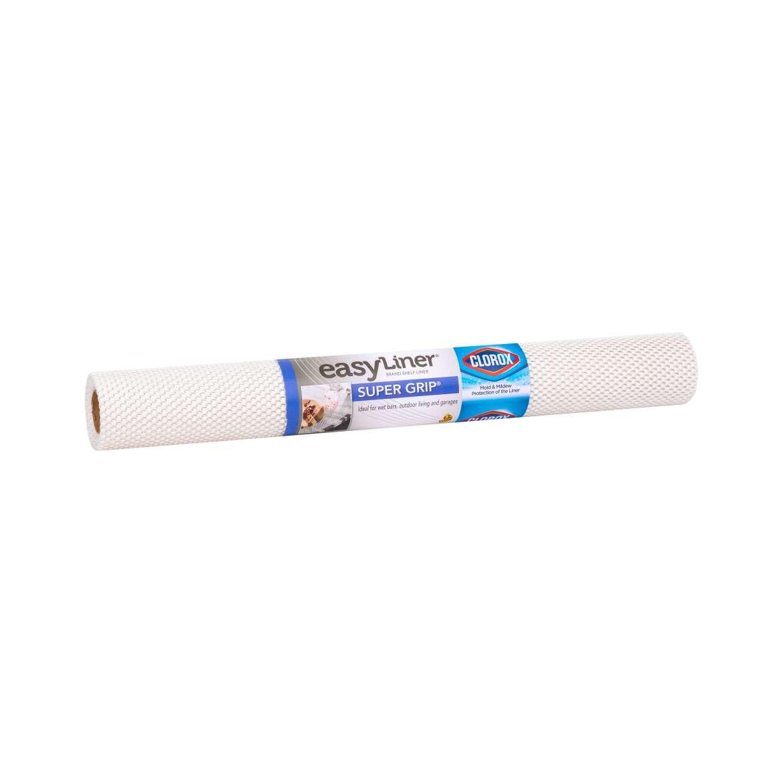 Super Grip® EasyLiner® with Clorox®
