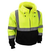 Radians Color Blocked Hooded Sweatshirt w/Removable Hood