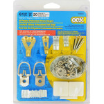 OOK All Purpose Professional Picture Hanger 61 Piece Kits