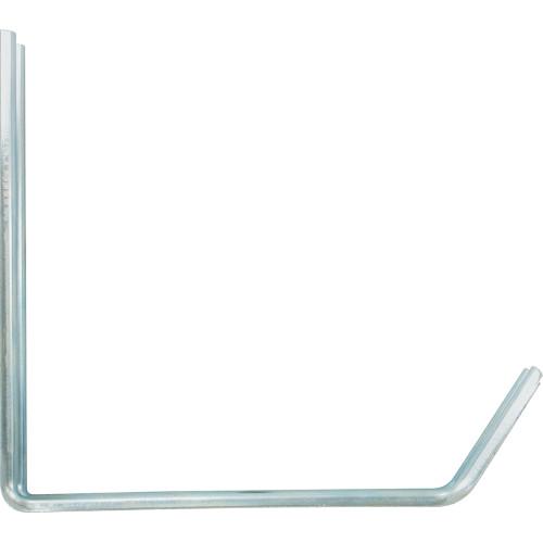 Hardware Essentials Small Storage Hook Zinc 6