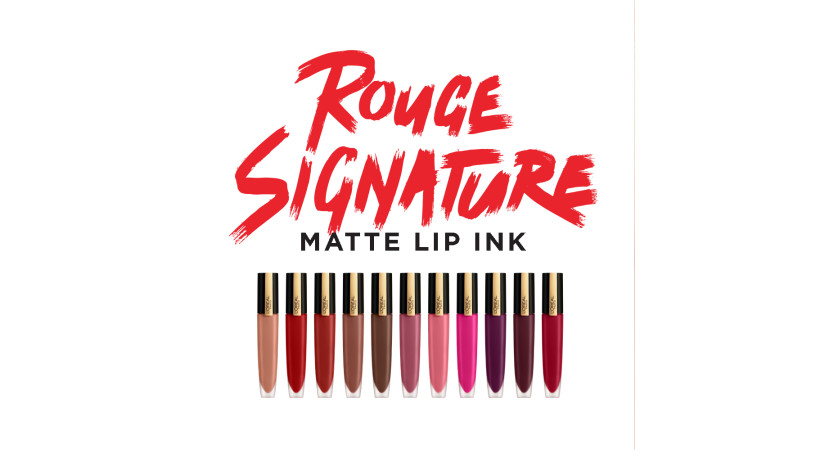 L'Oréal Paris Rouge Signature Likit Mat Ruj - 117 I Stand