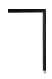 Tribeca Black 3/4