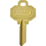 Baldwin Home and Office Key Blank