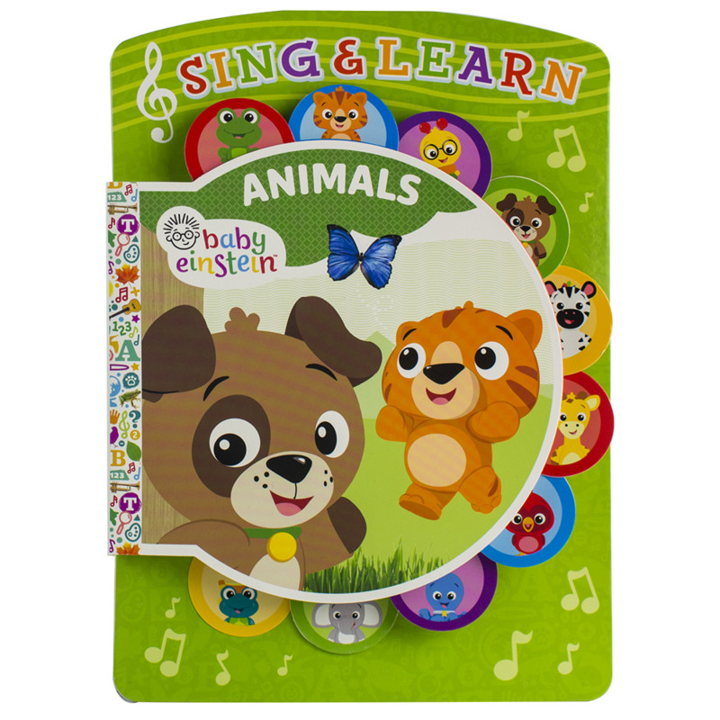 Sing and Learn: Animals
