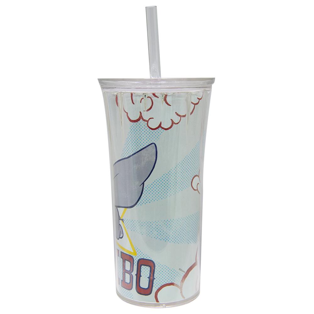 Disney 20 ounce Insulated Tumbler, Dumbo slideshow image 3