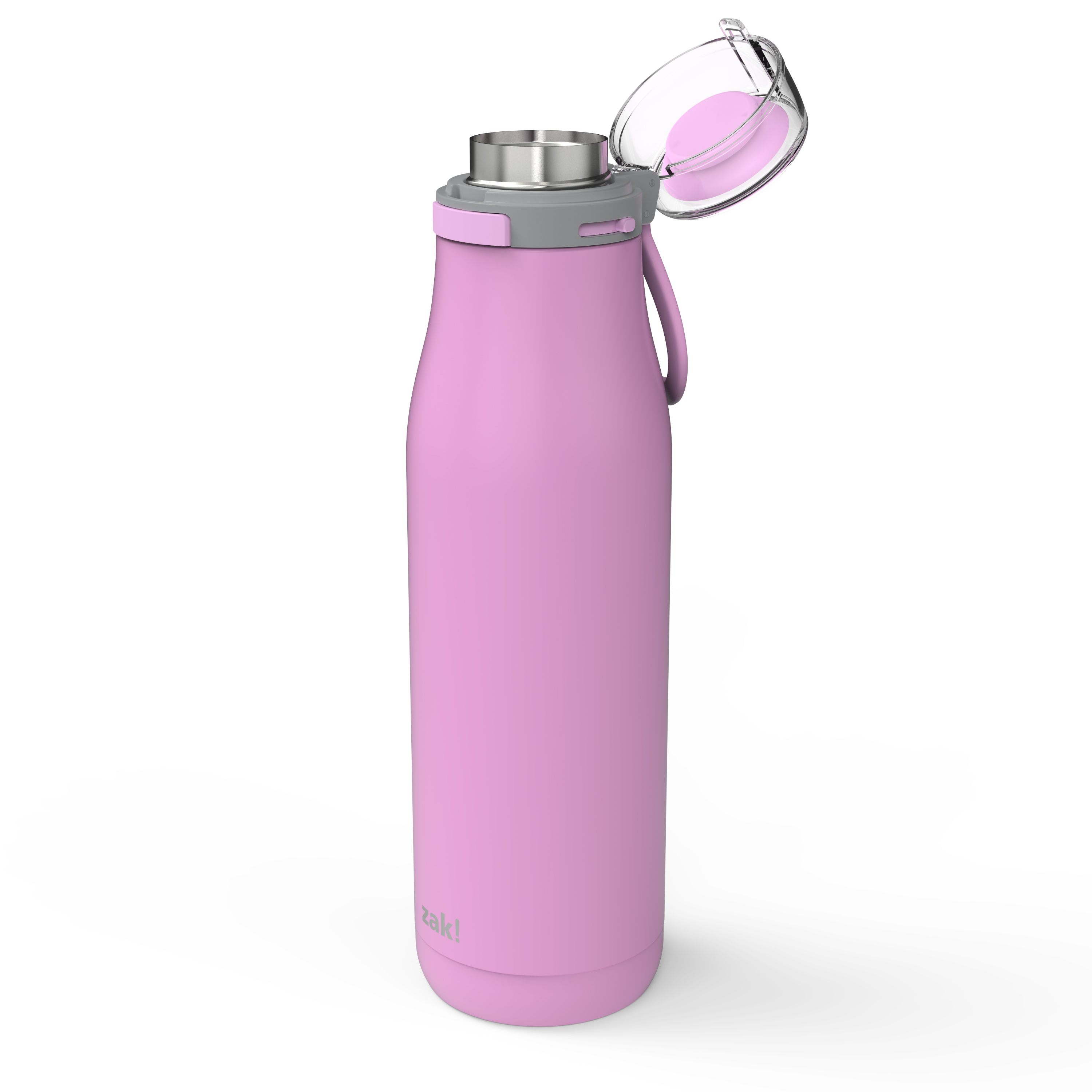 Kiona 29 ounce Vacuum Insulated Stainless Steel Tumbler, Lilac slideshow image 5