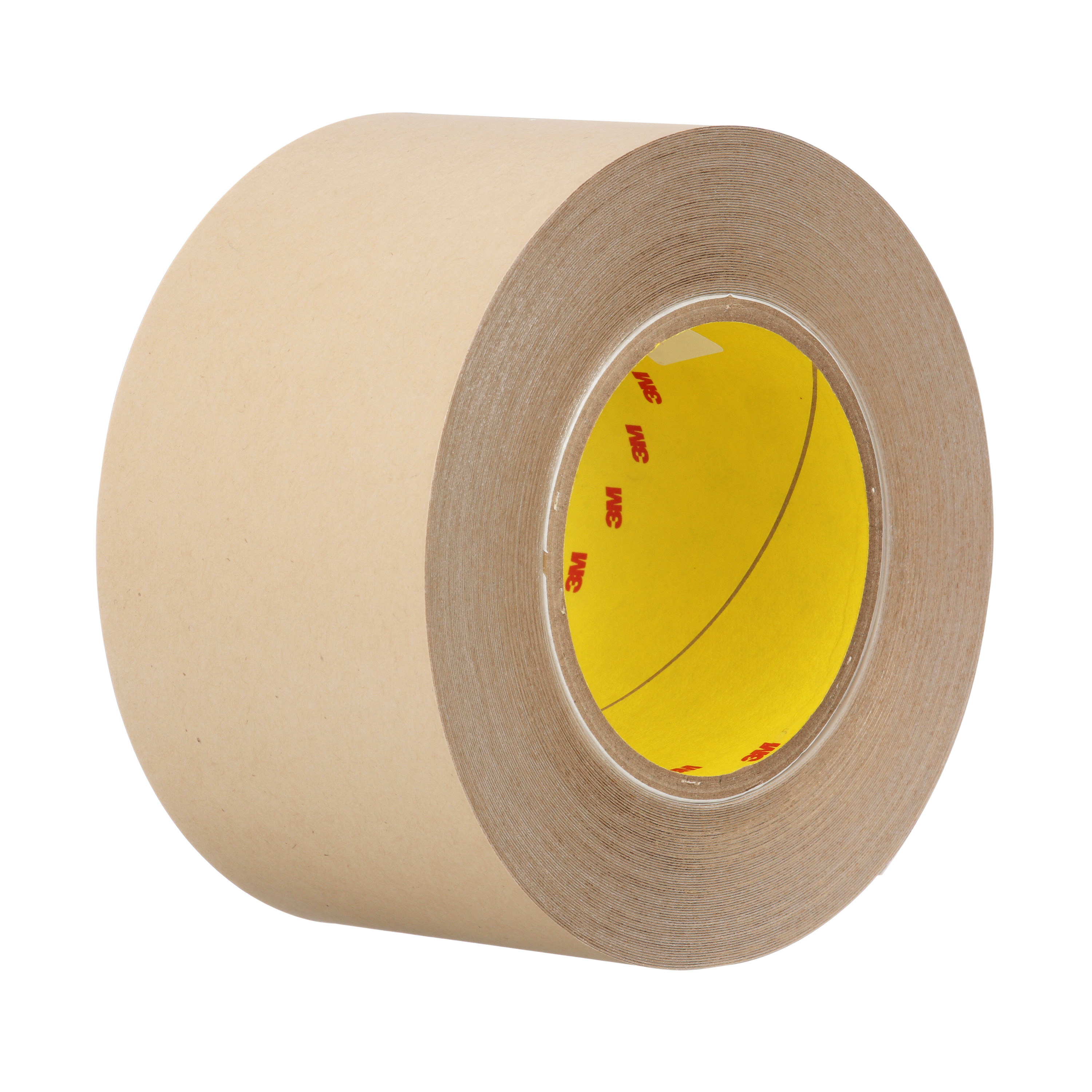 3M™ Sealing Tape 8777, Tan, 3 in x 75 ft, 12 rolls per case, Solid Liner