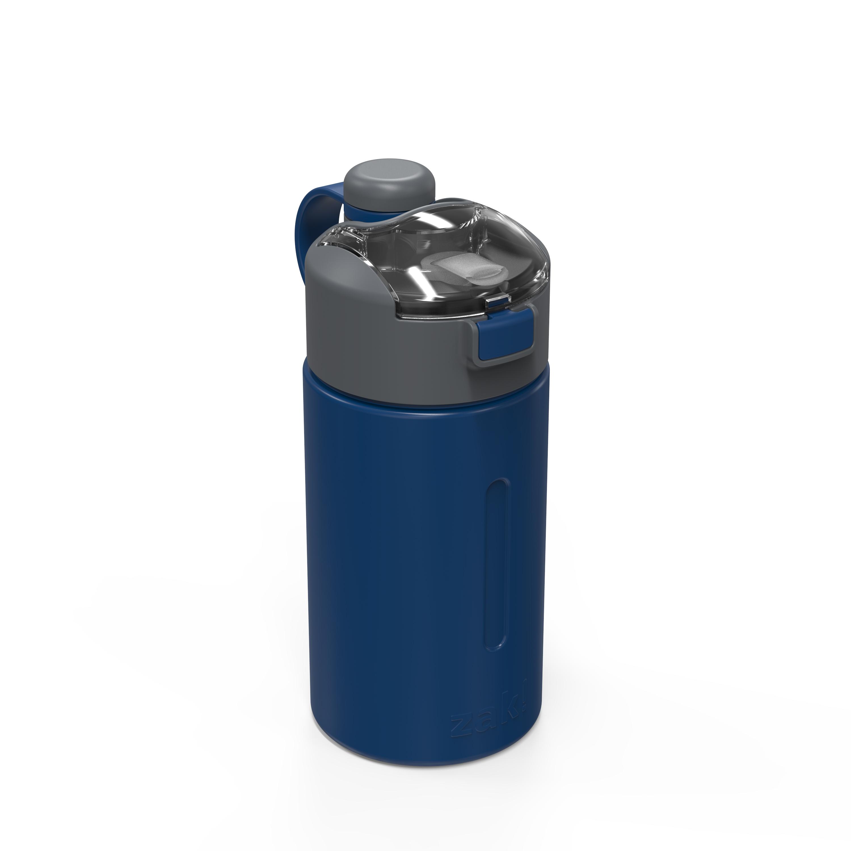 Genesis 12 ounce Vacuum Insulated Stainless Steel Tumbler, Indigo slideshow image 3