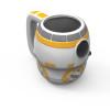 Star Wars 13 ounce Coffee Mug and Spoon, BB-8 slideshow image 2