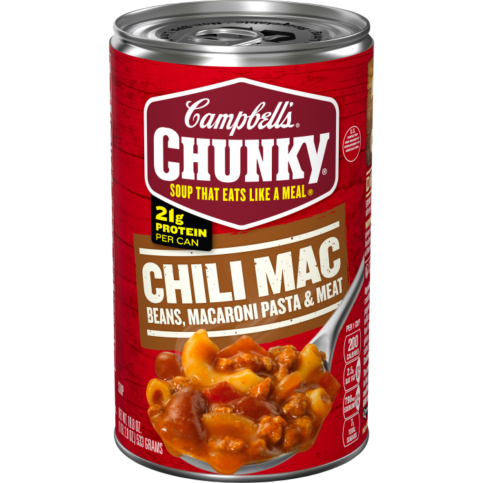 Chili Mac Soup